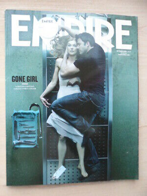 Empire magazine - Oct 2014 - # 304 - Gone Girl
