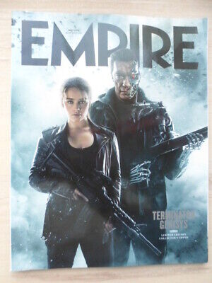 Empire magazine - May 2015 - # 311 - Terminator Genisys