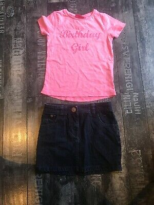 Girls Next Birthday Outfit Age 4