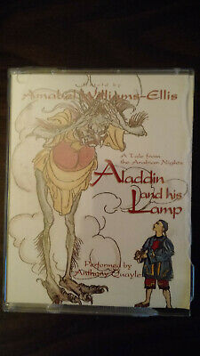 Aladdin and His Lamp Audiobook