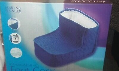 M&S FOOT  MASSAGER with HEAT
