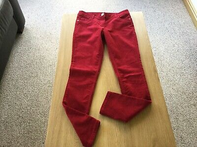 Next Girls Brand New With Tag Gorgeous Skinny Fit Trousers Age 12yrs
