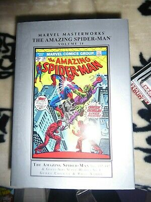 VG+. Marvel Masterworks. THE AMAZING SPIDER-MAN Vol 14. HB. 1st Print.