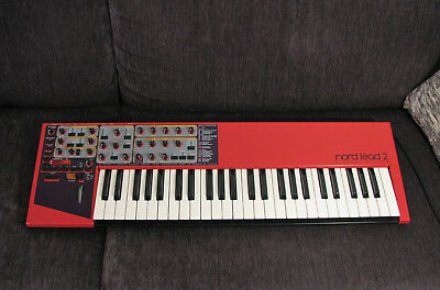 Clavia Nord Lead 2 - Synthesizer Klassiker - Topzustand, Topsound