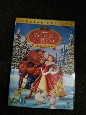 Disney Beauty And The Beast - The Enchanted Christmas Special Edition DVD