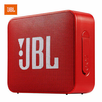 JBL GO2 Wireless Bluetooth Speaker Waterproof Outdoor Portable Bass RED