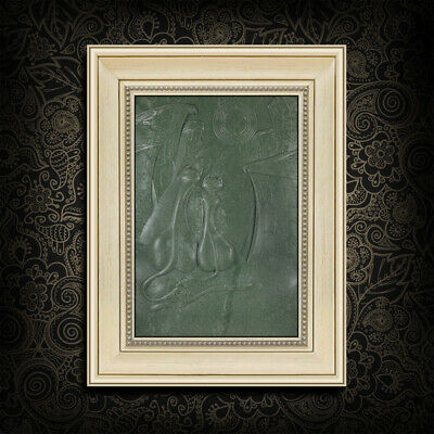 Framed Carved Sweet Couple Relief EJ300000