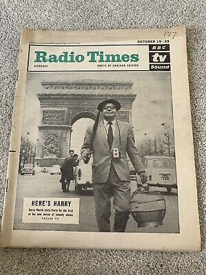 Radio Times October 1963 Heres Harry