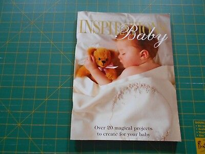 Inspirations Baby Magazine - 20 Magical Projects - Good Condition -
