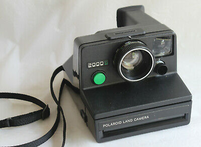 Vintage RETRO POLAROID 2000S LAND Instand Film CAMERA