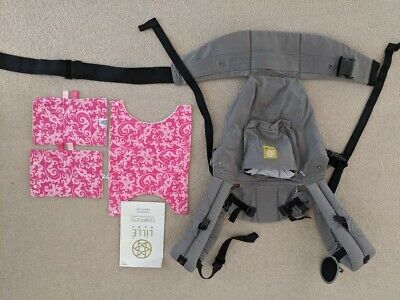 Lillebaby original baby carrier with brand new drool pads