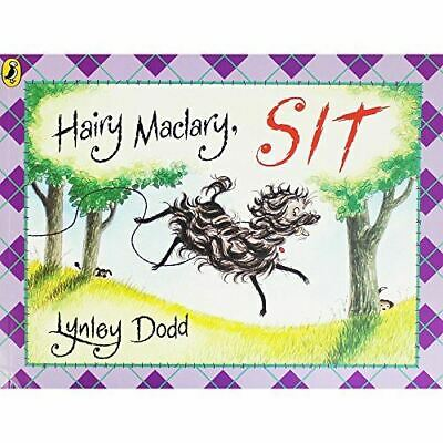 Hairy Maclary, Sit (Hairy Maclary and Friends), Dodd, Lynley, Very Good, Paperba