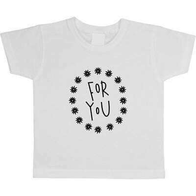 'For You' Children's Cotton T-Shirts (TS012397)