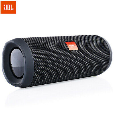 JBL Flip4 Wireless Bluetooth Speaker Music Kaleidoscope Waterproof  BLACK