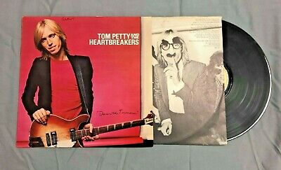 Tom Petty And The Heartbreakers Damn The Torpedoes Vinyl LP South African Press