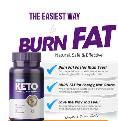 Purefit Keto Advanced Weight Loss 60 Capsules Extra Strength