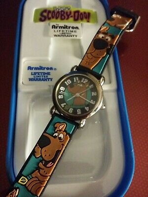 Scooby-Doo Armitron Watch