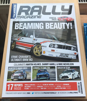 Pacenotes Rally Magazine - Issue 156 / June 2017
