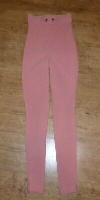 Girls American Apparel Riding Pant Trousers. Peach. Xs. Excellent Condition.