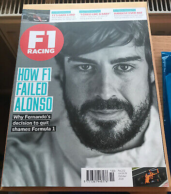 F1 Racing - Issue 272 / October 2018