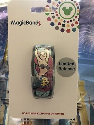 Disney Parks The Little Mermaid 30th Anniversary Magic band  Magicband SOLD OUT