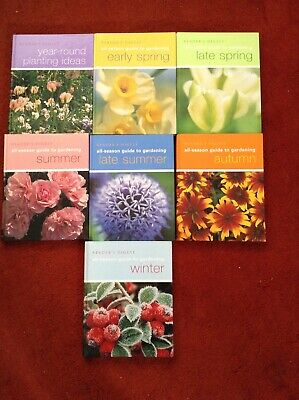 7 readers digest gardening books