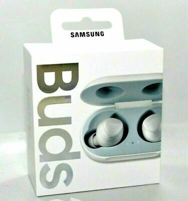 Samsung Galaxy Buds True Wireless Earbuds - White N412 Authentic