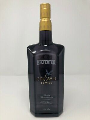 BEEFEATER CROWN JEWEL Peerless Premium Gin 50% vol 1000ml - VERY RARE / RARO
