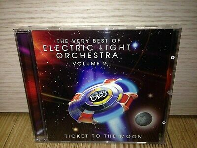 Electric Light Orchestra - Ticket To The Moon The Very Best Of 2 Korea Promo CD