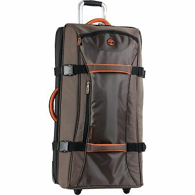 Timberland Wheeled Duffle Bag - 30 Inch Lightweight Large Rolling Luggage Tra...