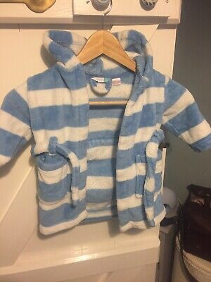 John Lewis Baby Dressing Gown 6-9 Months