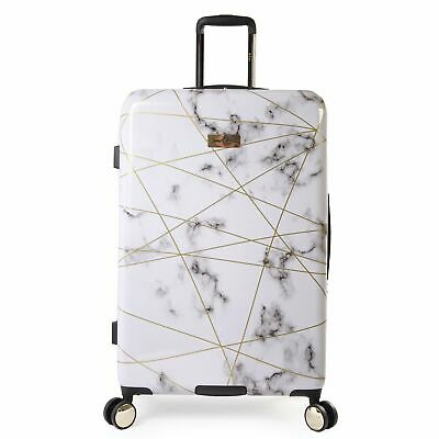 """Juicy Couture Women's Vivian 29"""" Spinner Marble Web"""