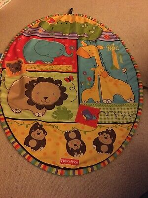 Fisher Price Baby Play Gym Mat