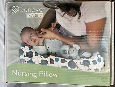 Deneve Baby Breastfeeding Pillow Nursing Pillows