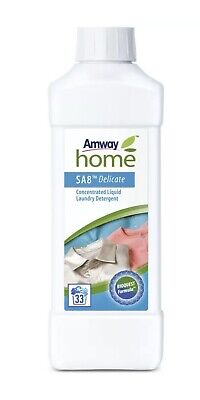 SA8 Delicate Concentrated Liquid Laundry Detergent Amway 1 Litre