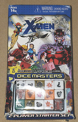 Dice Masters Marvel's The Uncanny X-Men 2-player Starter Set For Dice Game