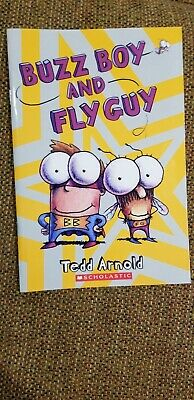 Buzz Boy and Fly Guy by Tedd Arnold, Brand New Book, Paperback