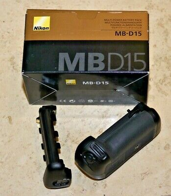 Genuine Nikon MB-D15 Battery Grip for D7100 & D7200