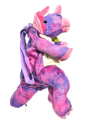 Embroider Buddy Wendy Dino Backpack Buddy