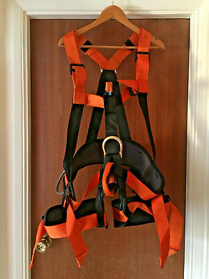 SAR Raptor 6 Point Body rope access/ working at heights harness