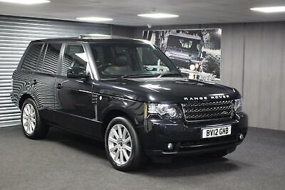 2012 12 Land Rover Range Rover Vogue 4.4TDV8 auto 2012MY *Only 69K Miles - FSH*