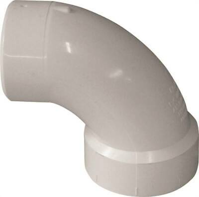 GENOVA 700 Series 72966 Street Pipe Elbow 6 in Hub Spigot 90 deg