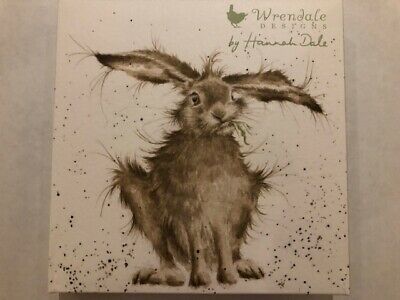 8 Notecards /& Matching Envelopes Wrendale Design A Little Thank You Rabbit
