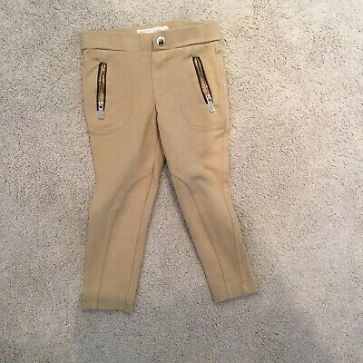 Zara Girls Jodphur Style Trousers. Fit Age 3
