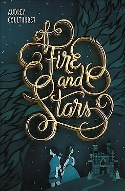 Of Fire and Stars, Paperback by Coulthurst, Audrey; Saia, Jordan (ILT), Brand...