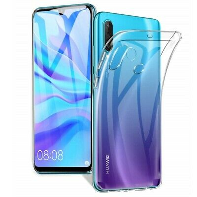 This Soft Clear Silicone Case for HUAWEI P30 P20 PRO LITE Back TPU Cover