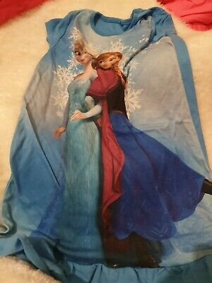 Lovely Girls Disney Frozen Nightdress Age 7-8 Years