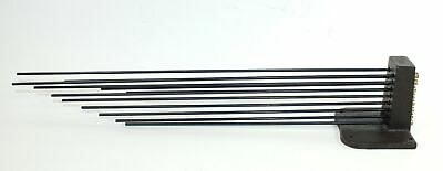 """CLOCK CHIME BAR 12 ROD GRANDFATHER/MOTHER w/18"""" LONGEST CHIME BAR - NOS! NA132"""