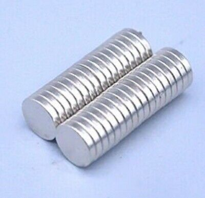 Strong Neo Rare Earth Magnets (6mm x 1.5mm) Hobbies, Crafts, Stud Finders