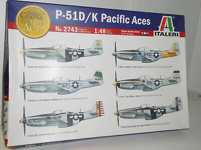 P-51 D//K MUSTANG IV//IVa LOUVRES #YMS4803 1//48 YAHU